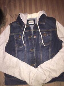 Two jean jackets