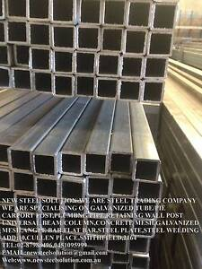 FENCING POST 40*25*1.6MM GALVANISED TUBE Smithfield Parramatta Area Preview