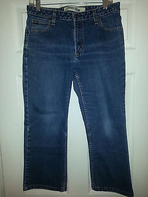 Bootcut Gap Jeans Damen Petite Hose 23