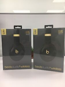 Beats Studio 3 - Skyline Collection Midnight Black