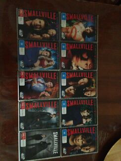 Smallville DVD complete set