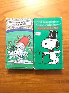 Classic Charlie Brown VHS