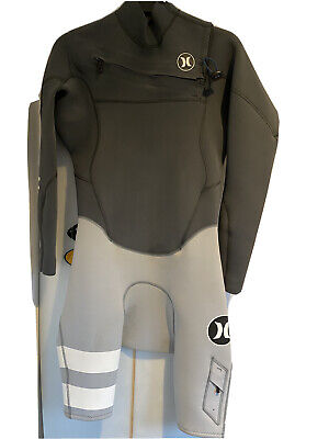Hurley Phantom Fusion 202, Long Arm, Short Leg, Size M