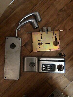 Von Duprin Schlage Cm 5596 Door Card Reader Keypad Locknetics Entry Lock Set