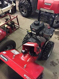 2016 Snapper Snowblower End Of The Season Deal