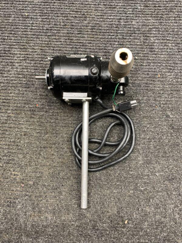 G.K. Heller Corp. Heavy-Duty Laboratory Stirrer Type GT 21-18  115v 1/40 hp