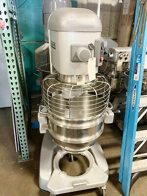 Hobart Legacy Hl600-1std 60 Qt Planetary Mixer With Hook