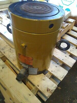 Enerpac Cll-2006 Single Acting 200 Ton 6 Stroke Lock Nut Hydraulic Cylinder