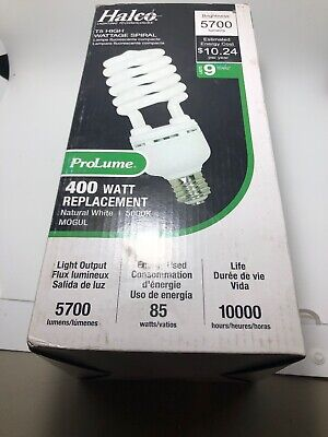 REPLACEMENT BULB FOR HALCO CFL85/50/E39 85W 120V 85w Cfl Light Bulb