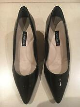 Diana Ferrari black patent leather shoes. Size 6. Brand new. Moonta Bay Copper Coast Preview