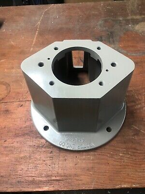 Vector 4-78-2c4c Electric Motor 324tc To Hydraulic Pump Adapter Bell Flange