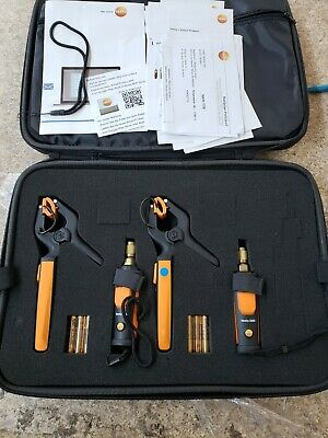 Testo 549i2 115i2wireless Smart Probe Test Kit - Tested - Nice