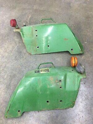 John Deere 650 Fenders And Cowls Etc  Read The Ad Please