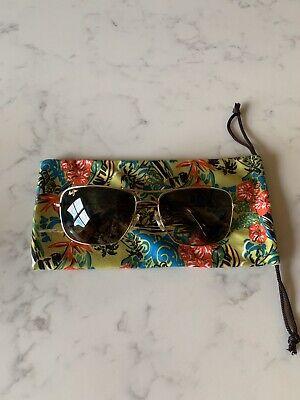 Maui Jim Wiki Wiki Polarized Aviator Sunglasses MJ-246-16 (Aviator Sunglasses Wiki)