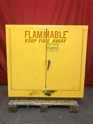 Se-cur-all 30 Gallon Flammable Storage Cabinet