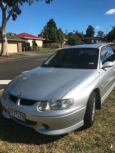 2002 Holden Commodore Sedan Endeavour Hills Casey Area Preview