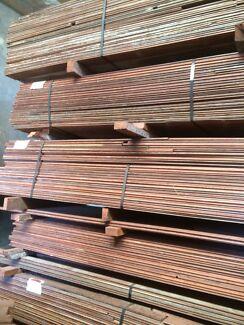 Jarrah floorboards 105mm x 20mm hardwood timber flooring Malaga Swan Area Preview