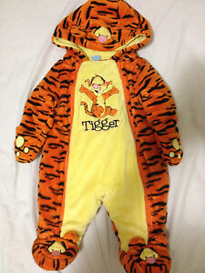 Tigger winter suit or jacket size 3 month