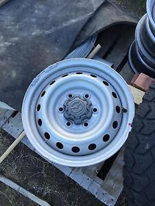 "Bt50/ranger steel 16"" wheels (4) East Branxton Cessnock Area Preview"