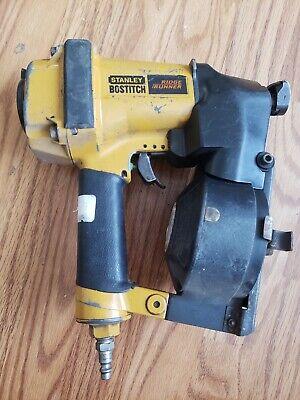 Stanley Bostich Ridge Runner Air Gun Coil Nailers Pre Owned