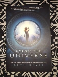 Across From the Universe by Beth Revis