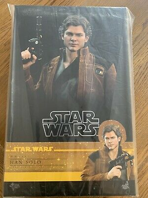 Hot Toys MMS491 Solo: A Star Wars Story Han Solo 1/6 Figure *IN STOCK UK*