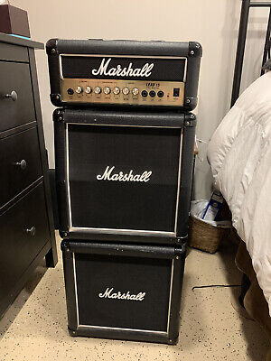 NEW Marshall Lead 15 Micro Stack Guitar Amps. G15MS  RARE Awesome  Vintage Nice
