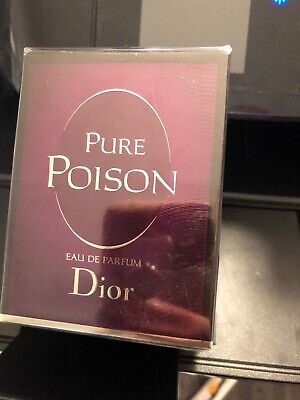 Pure Poison by Dior 1.7 oz 50 ml Eau De Parfum Spray EDP Sealed