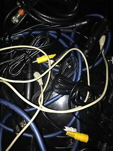 Mixed Bundle of Cords