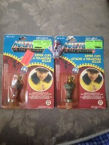 Masters Of The Universe  Transformers Zipper Clips
