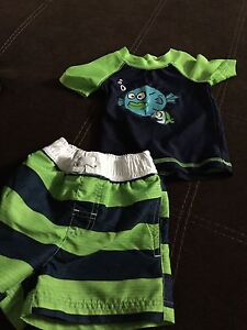 6-12 month boys summer clothes (St. Thomas)