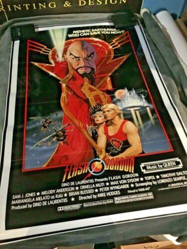 Flash Gordon Movie POSTER 24x36 1980