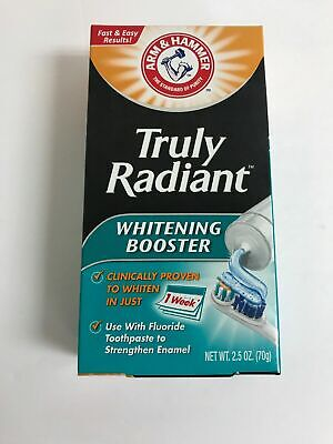 Arm & Hammer Whitening Booster (Arm & Hammer Truly Radiant Whitening Booster 2.5)
