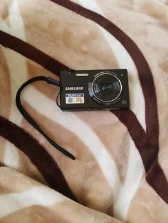 Black Samsung Camera HD