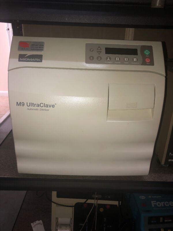 Midmark M9 UltraClave Automatic Sterilizer