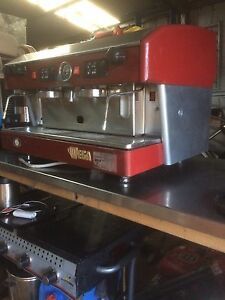 Wega commercial espresso coffee machine Hadspen Meander Valley Preview
