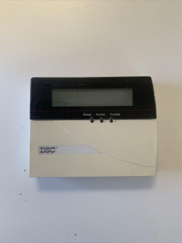 DSC LCD5500Z Keypad - English - POWER TIP PC1602L-PB