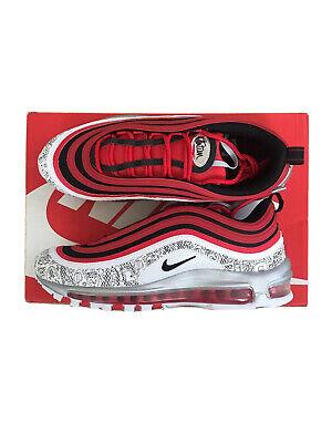 "NEW/Unused w/box Men's Nike Air Max 97 Jayson Tatum ""The Deuce"" Shoes Sz 8"
