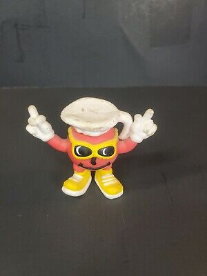 Kool Aid Man Name (Vintage Promotional Kool-Aid Man PVC Figure 1990s Kraft General Foods)