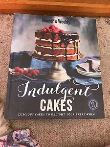Women's weekly indulgent cakes Heidelberg Banyule Area Preview
