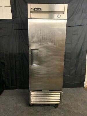 True T23 Used Single Door Reach In Refrigerator Cooler