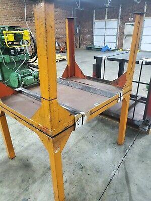 Steel Die Work Tables Heavy Duty