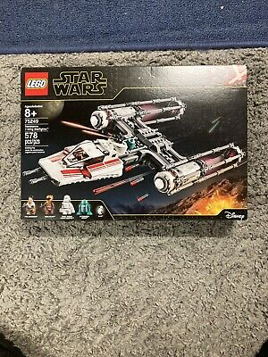 BRAND NEW LEGO STAR WARS 75249- RESISTANCE Y-WING Starfighter