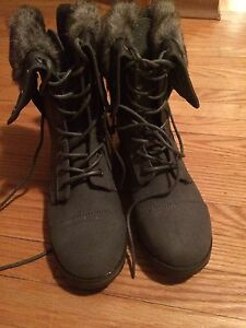 Selling combat boots