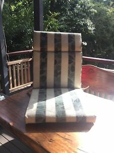 Cushion for outdoor chairs x2 Ashgrove Brisbane North West Preview
