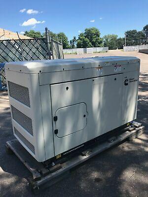 Cummins 25kw Generator Quiet Connect Series Rs25