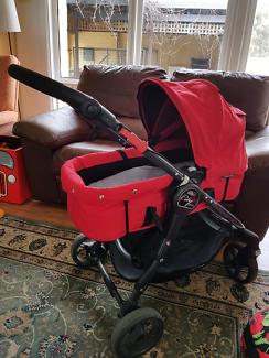 Baby Jogger City Versa pram package