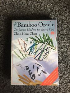 Bamboo Oracle kit - A Box of Zen books - Eight Easy Lessons book