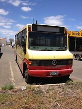 Mercedes LO812 bus convert to motorhome or food truck Pooraka Salisbury Area Preview