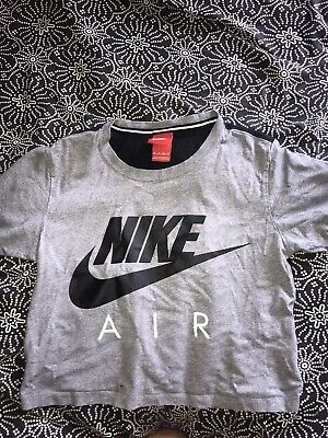 Nike air crop top size XS